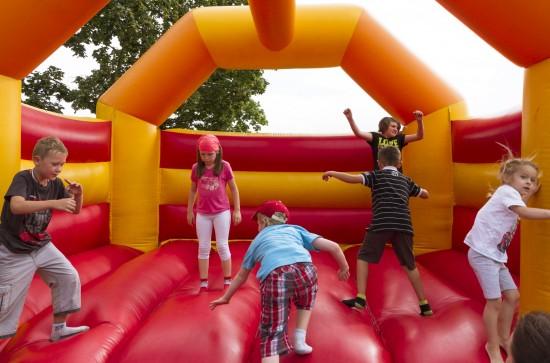 Viel Spaß hatten die Kinder beim letztjährigen Kindersommerfest der SPD Königsbrunn